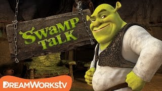 Does Shrek Have Style? | SWAMP TALK WITH SHREK AND DONKEY