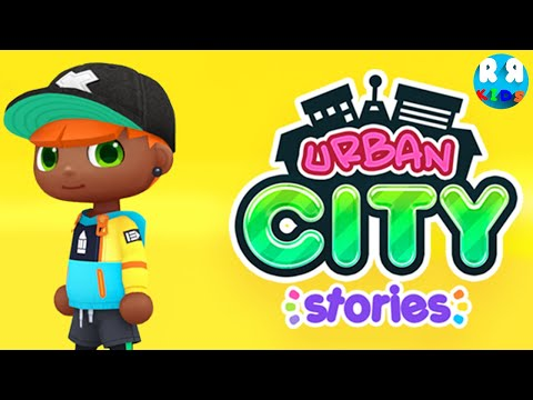 Urban City Stories - New Best App By Playtoddler