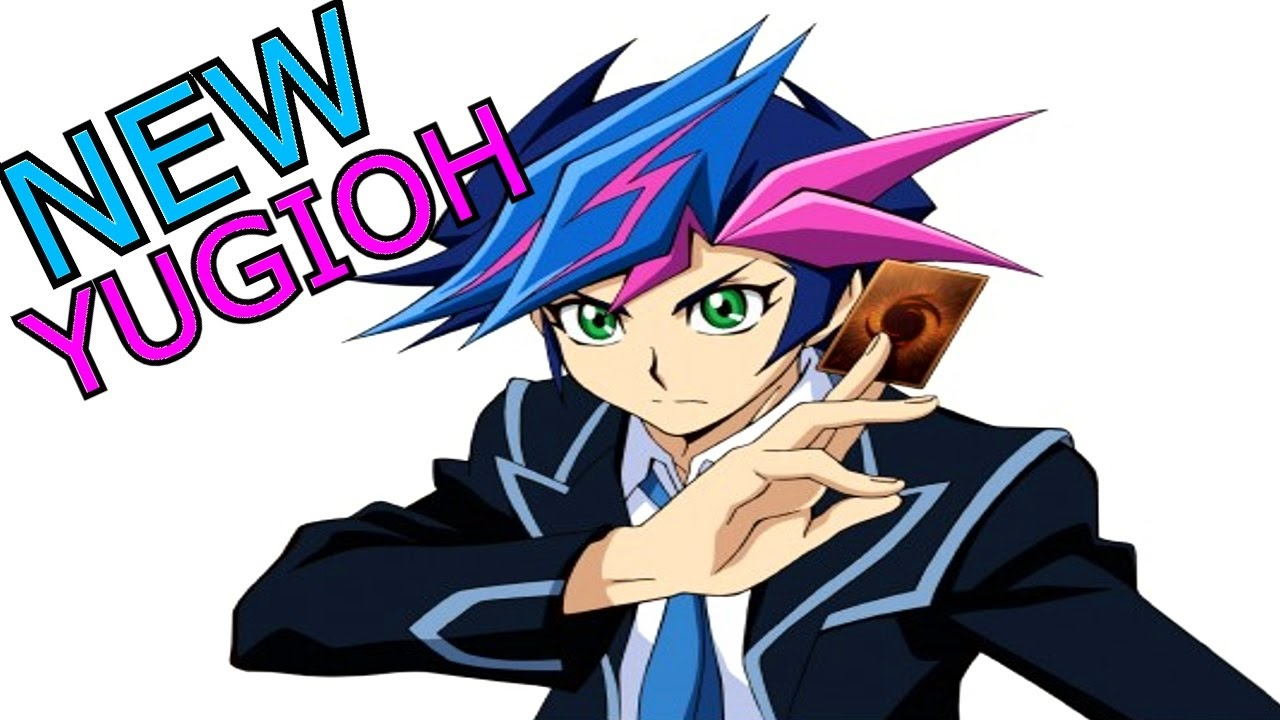 NEW Yu-Gi-Oh! Anime 2017 !! & NEW Main Character Yusaku ...