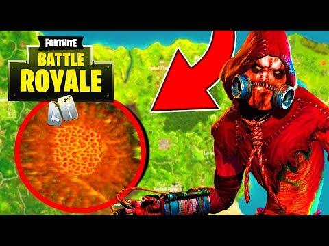 Do not go here in the new update.. (Fortnite Creepypasta)