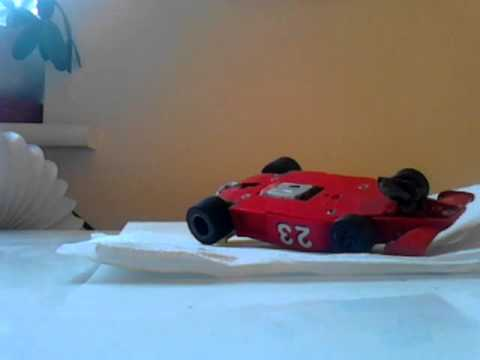 Scalextric Tutorial: How to increase tyre grip