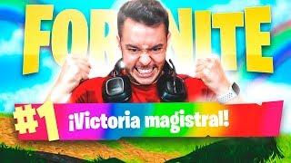 FORTNITE: EL RETO DEL ARCOIRIS - TheGrefg