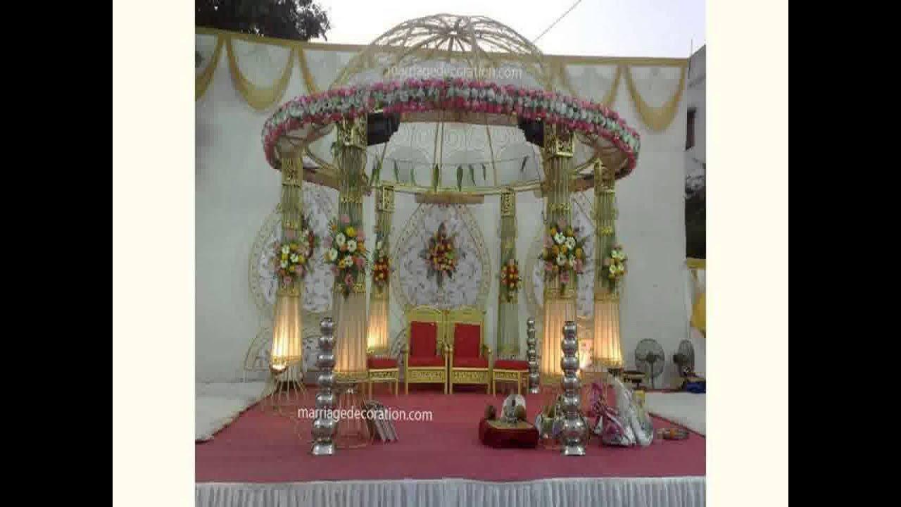 New Wedding Flower Decoration Ideas Youtube