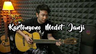 Nathan Fingerstyle - Kartonyono Medot Janji (Denny Caknan) Guitar Cover Chord + Lyric