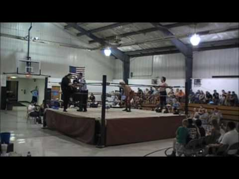 Michael McMoney and Great Komuto vs Bobby Fulton and Fargo Fulton Cam 2