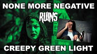 None More Negative RUINS Type O Negative's Creepy Green Light