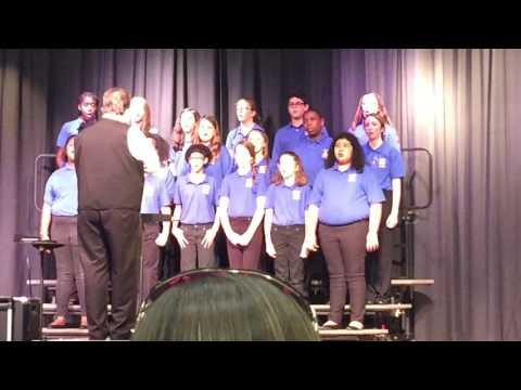 Fernandina beach middle school chorus 5/16/16#2