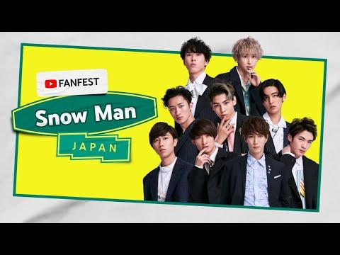 "Snow Man@YouTubeFanFest 2020 ""KISSIN' MY LIPS / Stories"""