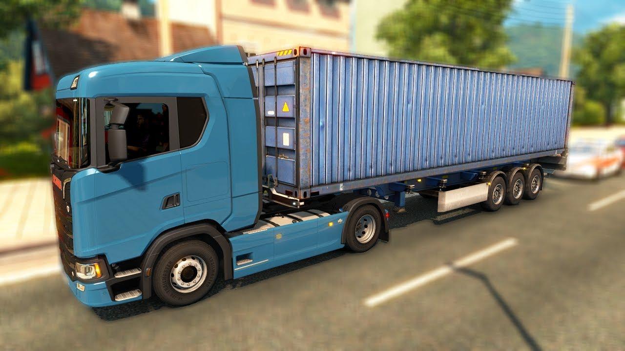 ETS2 – Vận chuyển hàng từ Sơn La đi Mộc Châu   ND Gaming