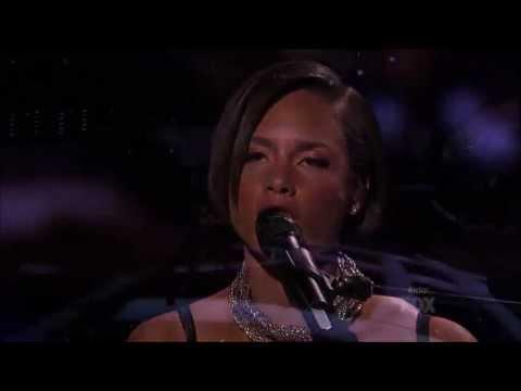 Alicia Keys - Tears Always Win American Idol