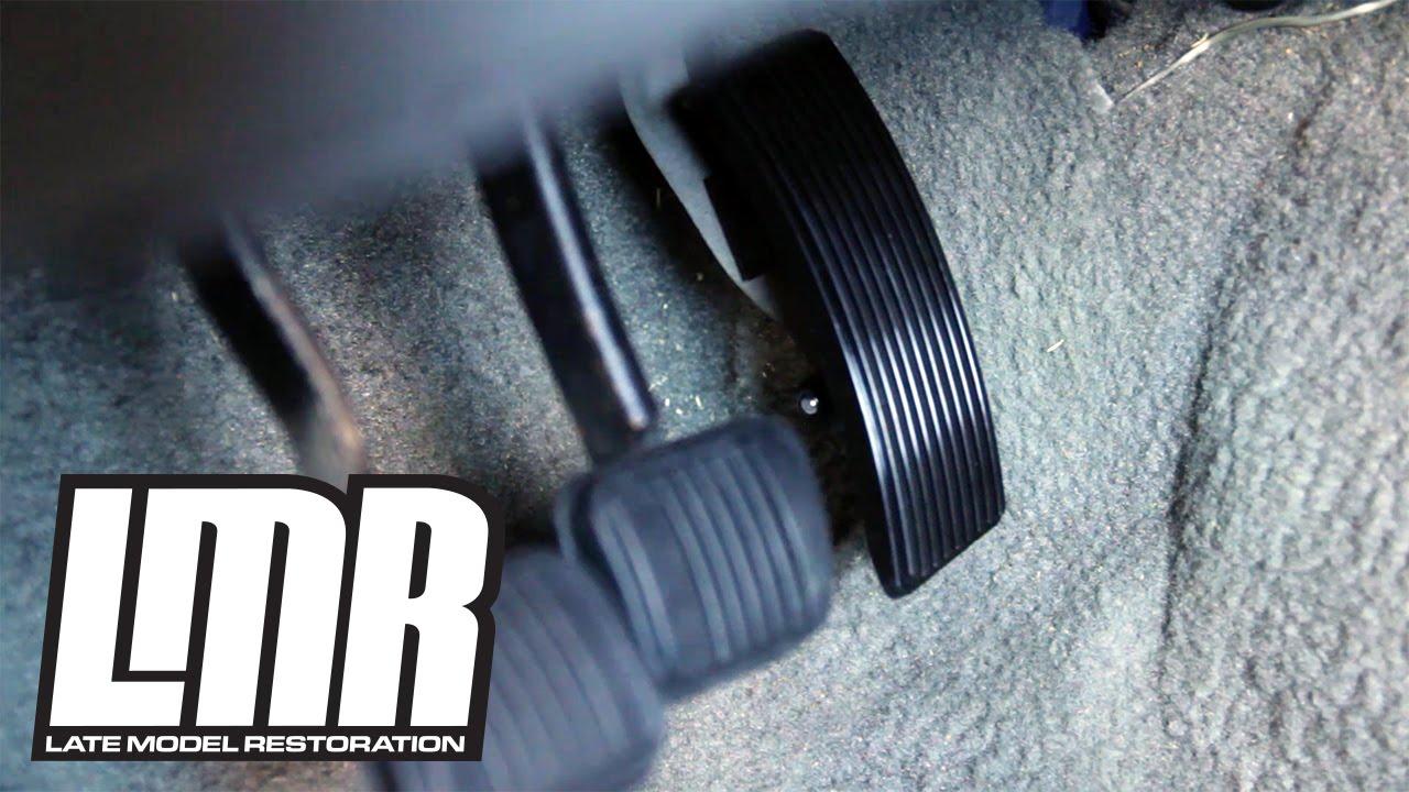 Fox Body Mustang Accelerator Gas Pedal Install 5 0resto