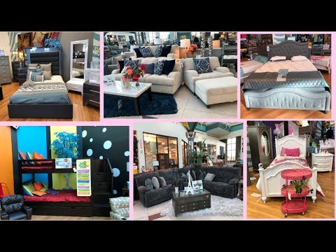 FURNITURE SHOPPING FOR OUR BEDROOM| HUGE SELECTION OF BED *Couches |BOB'S DISCOUNT FURNITURE
