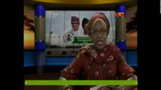 Watch Presidential Inauguration Of President Muhammadu Buhari From Eagle Square 29 May 2015