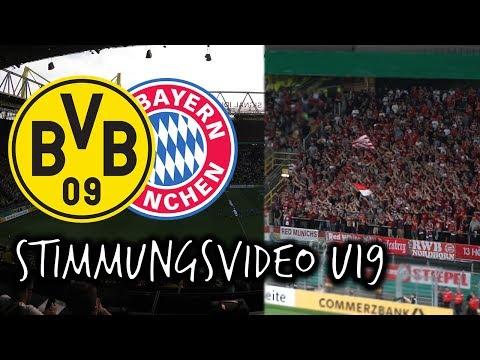 Borussia Dortmund - FC Bayern München U19 Finale 22.05.2017 - Stimmung