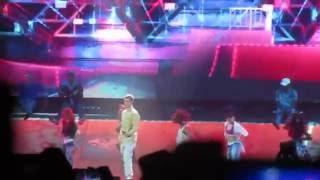 Justin Bieber - What Do You Mean?(LIVE Purpose World Tour @Arnhem, Netherlands, Oct 09)