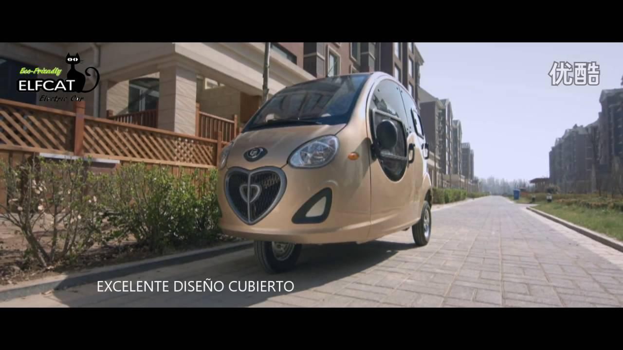 Elf Cat Moto Taxi Turismo Y Pasajeros Youtube