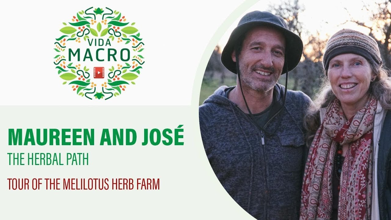 José e Maureen // The Herbal Path #Herbalmedicine