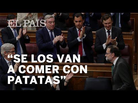 """Rajoy, a Sánchez: """"No le puedo tomar en serio"""""""
