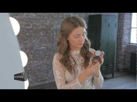 Millie Mackintosh Make Up Tutorial for Backstage