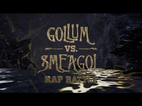 Gollum vs. Smeagol Rap Battle