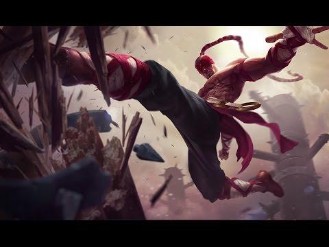ΑΡΧΗΓΟΣ! LEE SIN στο bronze V (full gameplay)