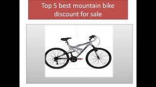 Top 10 best cheap  mountain bikes discount for sale under 1000 doller
