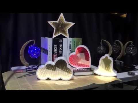 Cool 3D effect Lights for Home Decor - GearBest