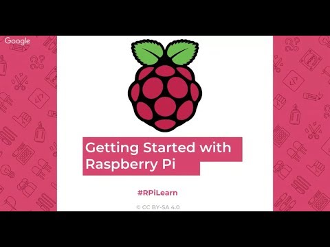 Live: Getting Started with a Raspberry Pi