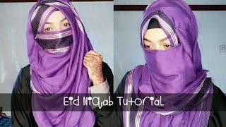 Eid Special Most Requested Niqab Tutorial | Pari ZaaD
