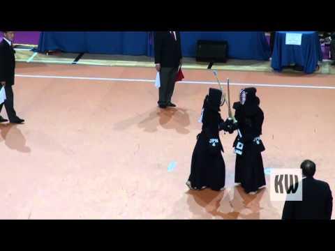 2012 WKC, Italy - Women Individuals Semifinal1