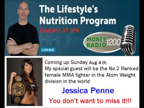 Lifestyles Nutrition Radio Program No 10 Aug 4 2013