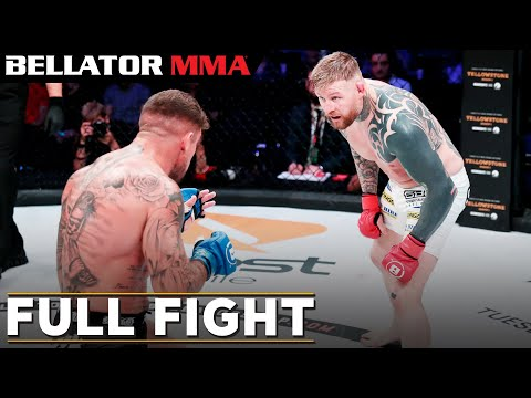 Full Fight | Charlie Ward vs. Justin Moore - Bellator 223