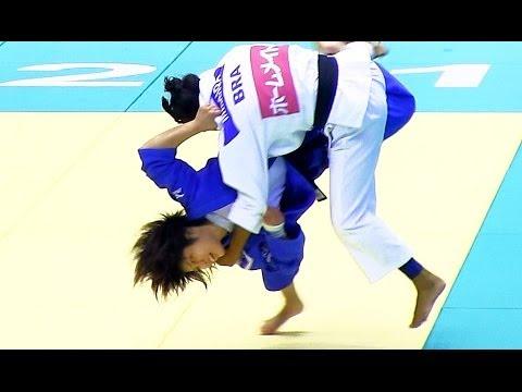 Judo ミランダ × 志々目愛 (3R) ...