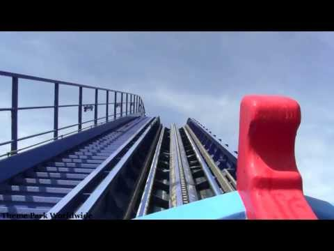 Poseidon Front Row On Ride HD POV Europa Park