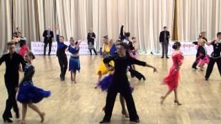 Спортивно-бальные танцы,город Москва,2015,румба