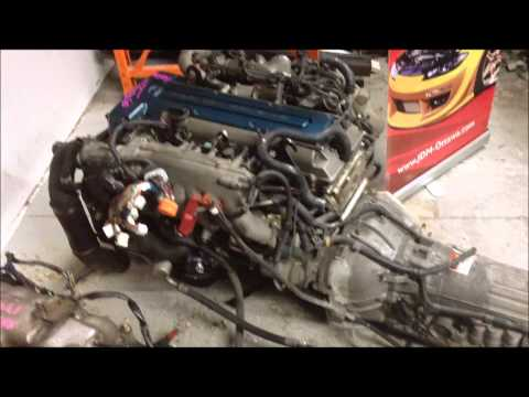JDM Toyota 2JZGTE Twin Turbo Engine, Transmission & ECU, Supra 2jz Swap, Aristo V300, Lexus GS300