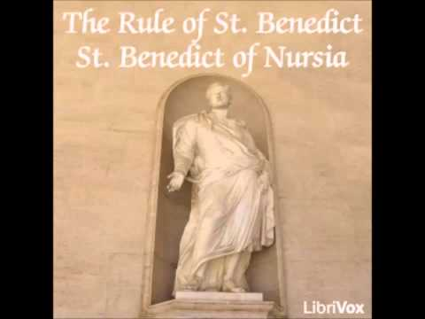The Rule of St. Benedict (FULL Audiobook)