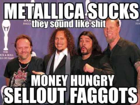 My Top 10 Metal/Rock Bands I HATE!