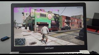Daysky D-Book Pro Review - $349 Nvidia 940M Budget Gaming Laptop