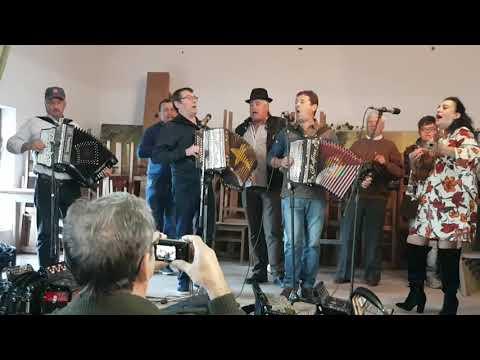 Eduardo & Amigos Festival de Tocadores de Concertina Em Candemil V. N. Cerveira  28/10/2018