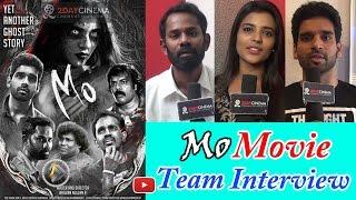 Mo Movie Interview | Aishwarya Rajesh | Ramesh Thilak 2DAYCINEMA.COM