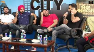 Saab Bahadar | Promotional Tour (Day -1) | Chandigarh | Ammy Virk | Releasing on 26th May