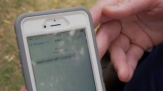 بالفيديو والصور.. جهاز يحمى الطفل عند تركه فى السيارة