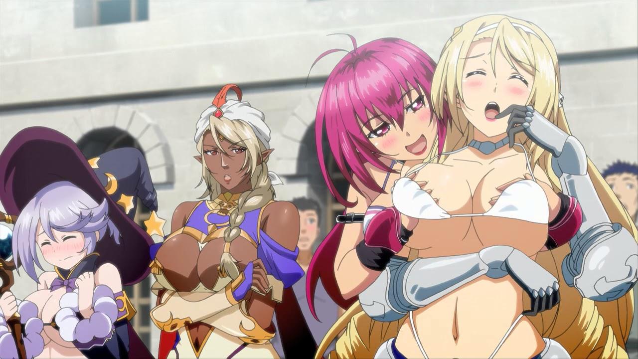 Bikini Warriors - 04 - A Hero Needs No Reward RUS - YouTube