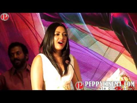 kanithan-audio-launch-catherine-tresa-speech-|-peppy-cinema