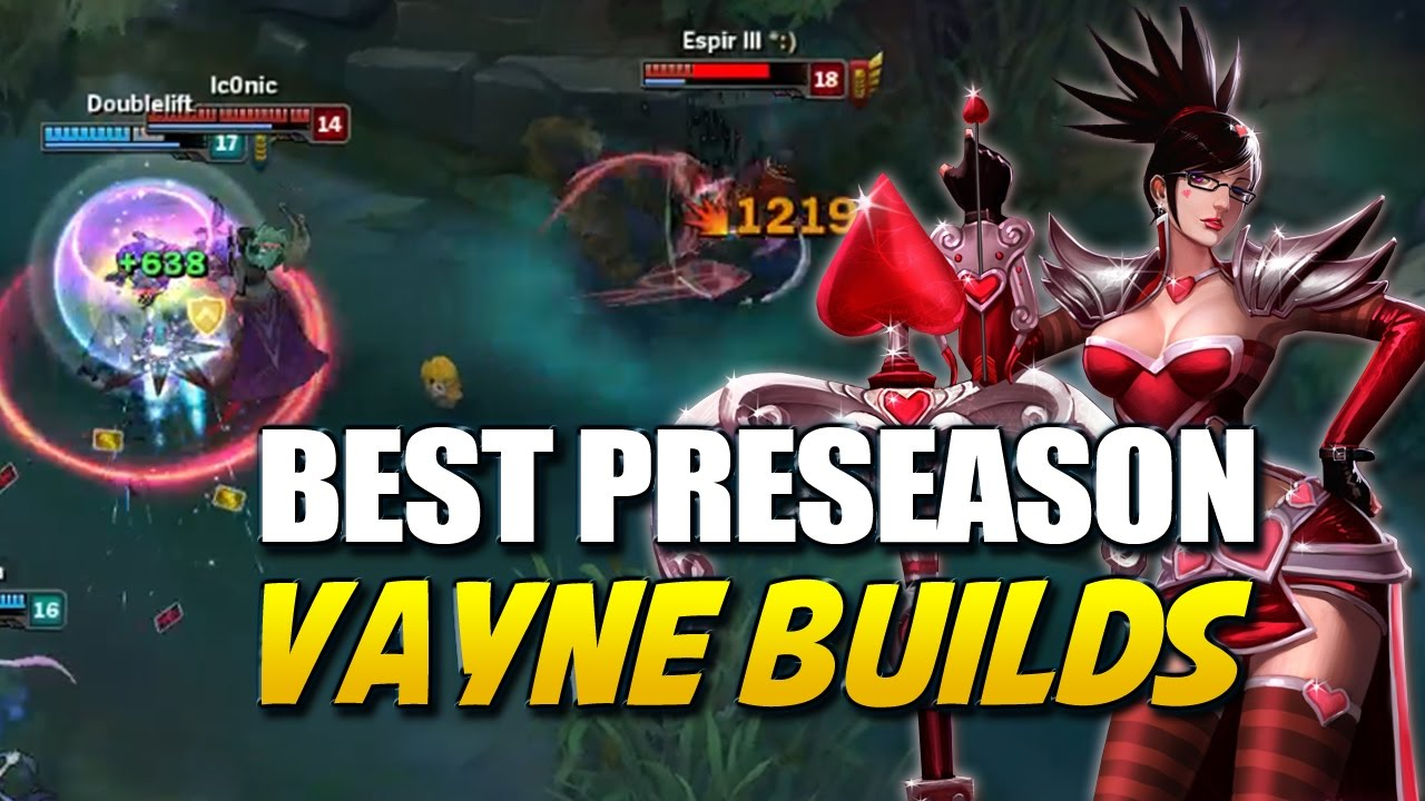 Voyboy: SECRET DOOM BUILD VAYNE TOP! - YouTube