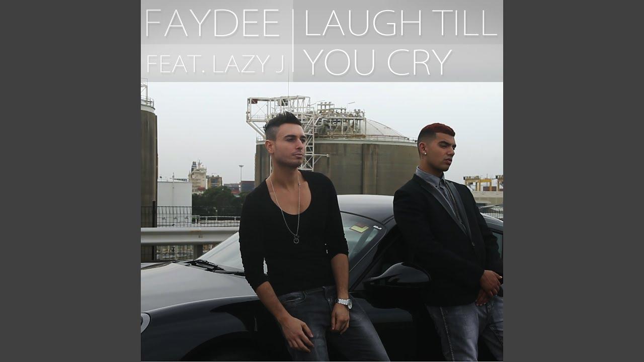 Laugh till you cry, then laugh again