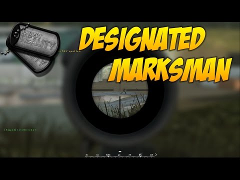 Project Reality - The Designated Marksman