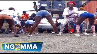 BOOTY MOVE -  Wizdwom bwoyz ft  Munju reh (south sudan & kenyan music)