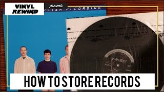 vINYL TIPS: HOW TO KEEP YOUR VINYL IN THE BEST CONDITION?! RUS SUB ENG SUB
